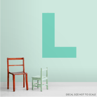 letter wall decals | Roselawnlutheran