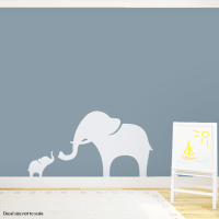 elephant wall decals  Roselawnlutheran
