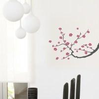 Sakura Branch Wall Decal
