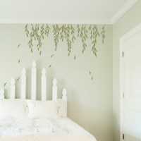 Willow Branches Wall Decal
