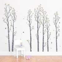 forest wall decals  Roselawnlutheran