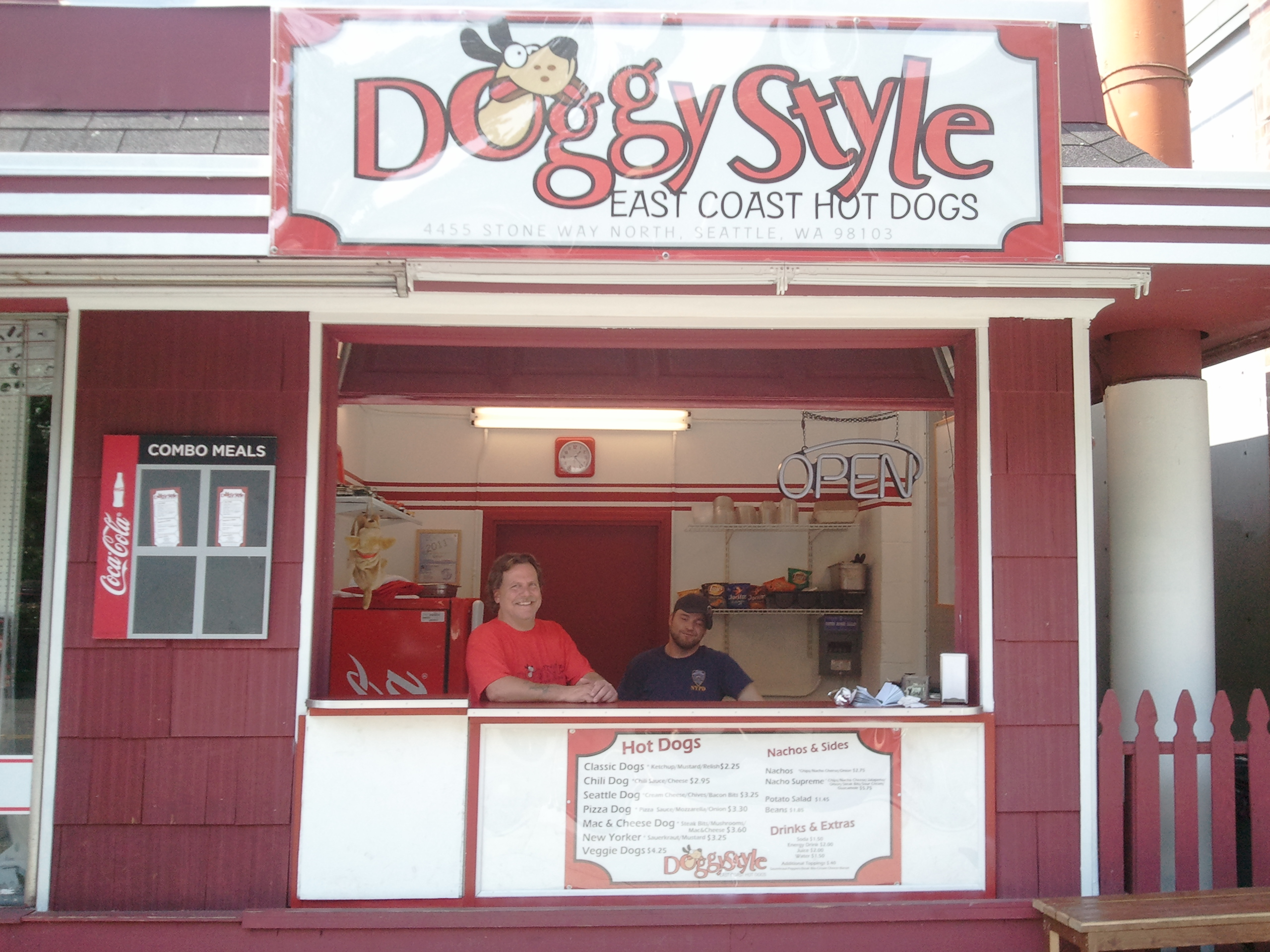 doggy style now open | wallyhood