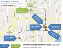 If you click on this image, you can see a larger image of the solar tour map.