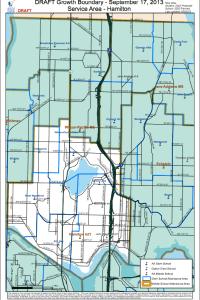 Hamilton Service Area