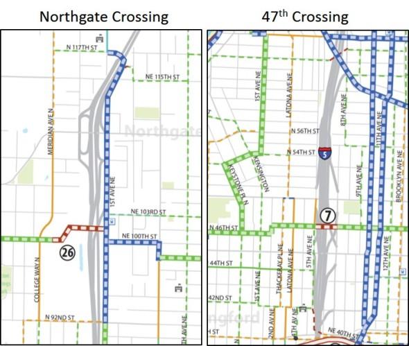 Northgate vs 47th