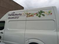 FamilyWorks Van Stolen