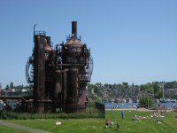 Gas Works Park: The Summer in Review