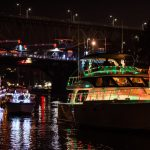 Christmas ship