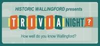 Wallingford Trivia Night Saturday March 9