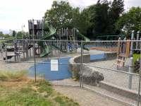 Wallingford Playground Construction