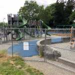 Wallingford Playground Construction