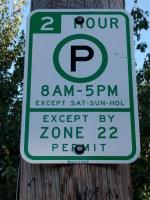 Final (?) Parking Zone Plan Is In