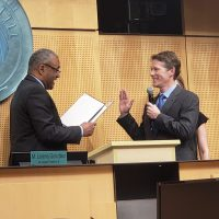 New district Councilmembers sworn in and ready for business