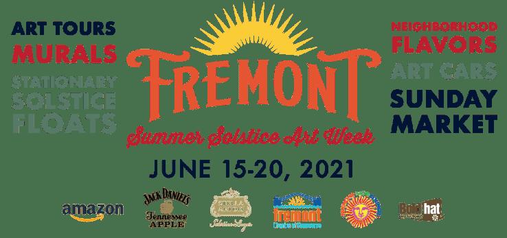 Fremont Summer Solstice Art Week