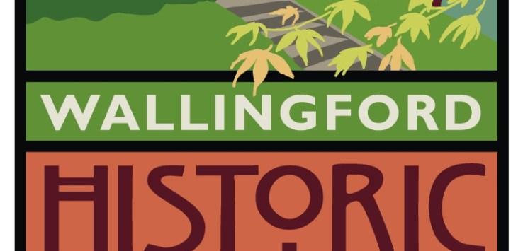 Walllingford Historic District North Logo