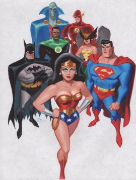 Justice League Timm