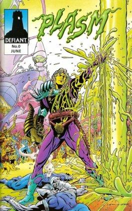 defiant comics