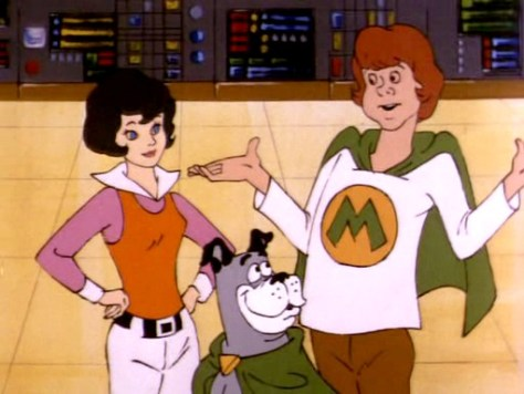 marvin wendy super friends