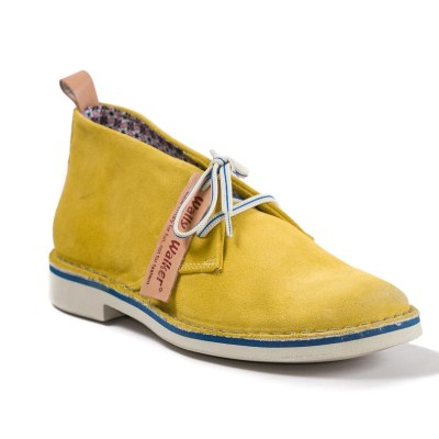 desert boot estivo Gable color giallo