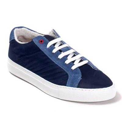 sneaker uomo Roland nylon navy -0595