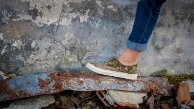 scarpa uomo mimetica FranceU
