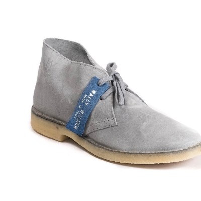 Desert Boot Chukka Jey grigio