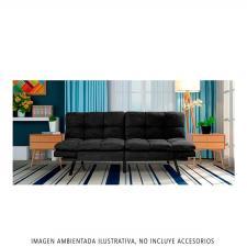 sofa cama individual mexico df asian table venta de o futon para casa walmart tienda en linea mainstays memory foam negro
