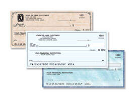easily order personal checks