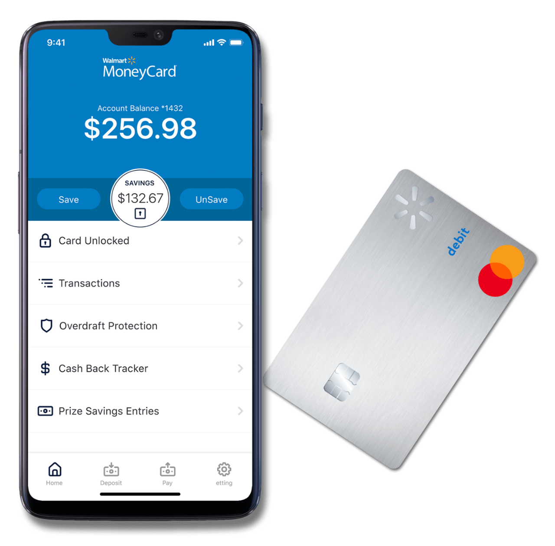 The walmart rewards card and capital one walmart rewards mastercard. About Cash Back Reloadable Debit Card Account Walmart Moneycard