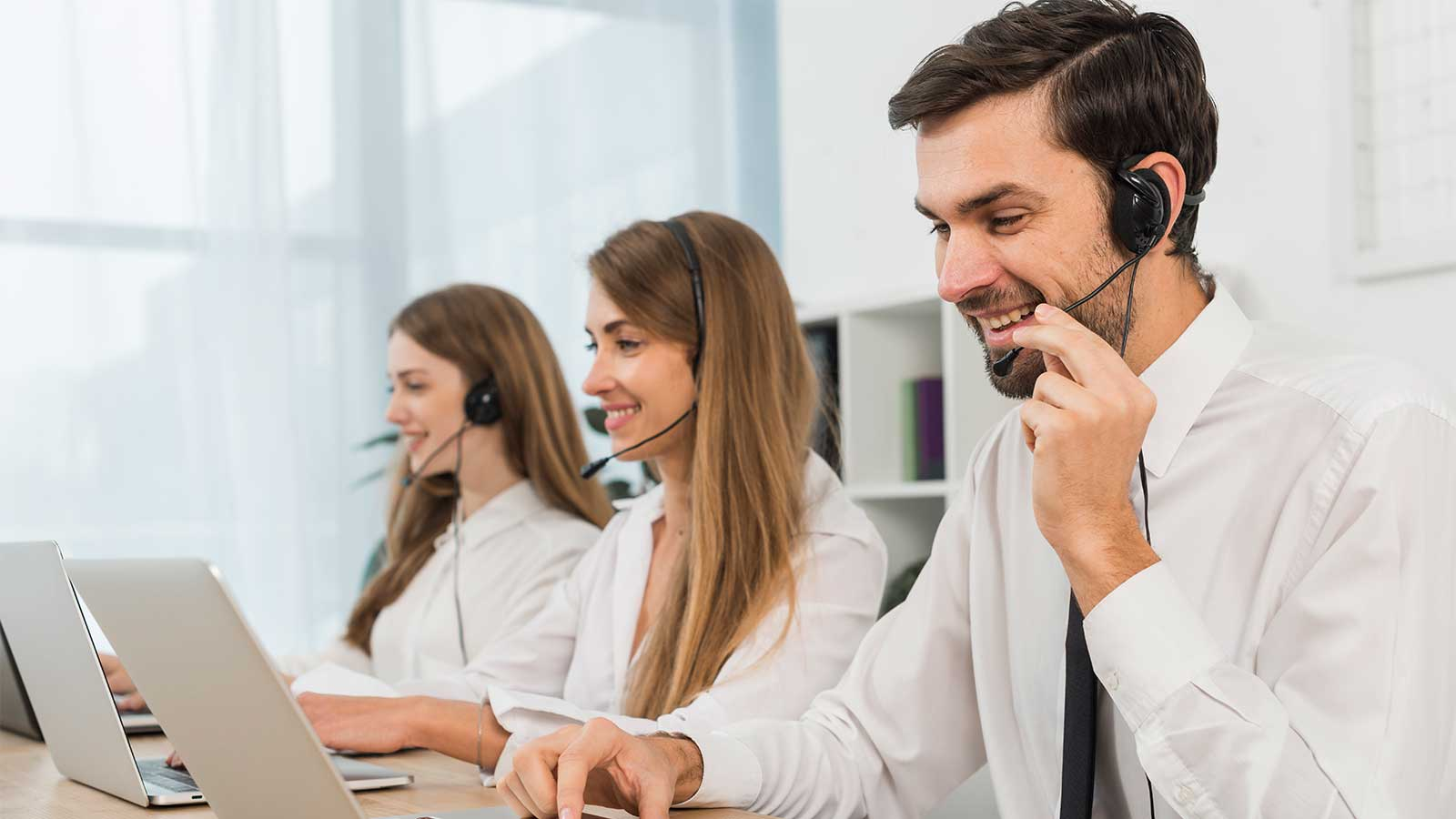 Customer service and assisted sales companies - Call Center - Call Center