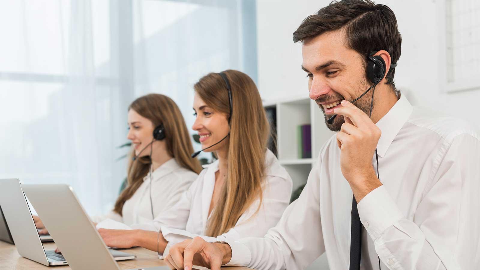 Empresa venta asistida y ATC - Call Center