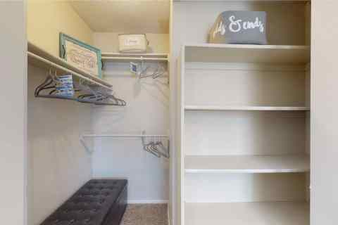 Spacious, Efficient Closets
