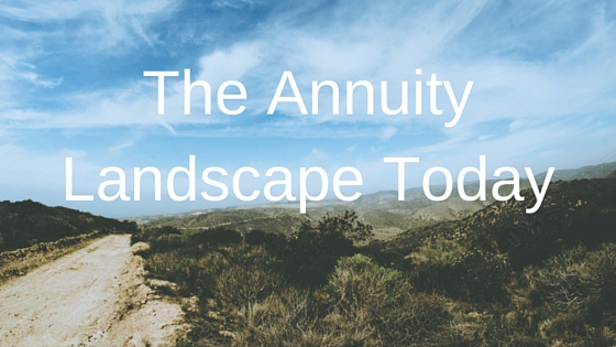Annuity rollover options the annuity landscape today