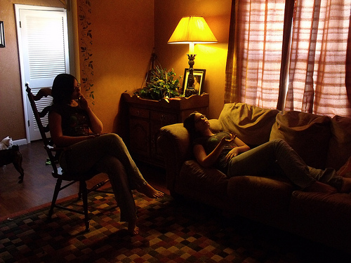 financial planner better than a therapist?