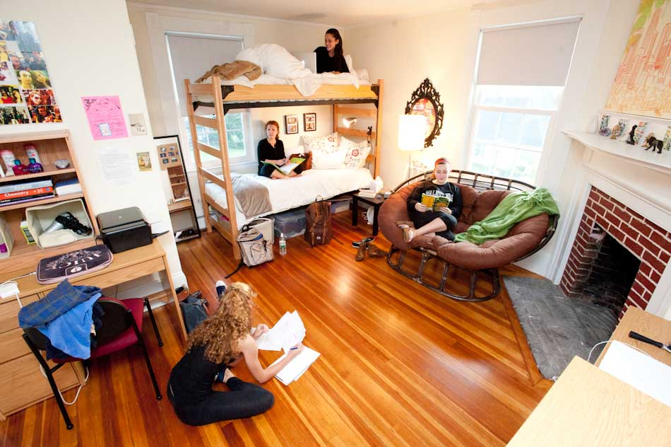 Dormitories Student Housing Walnut Hill School For The