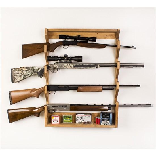 Wall Gun Rack