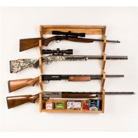 Wall Gun Rack | Walnut Hollow - Country