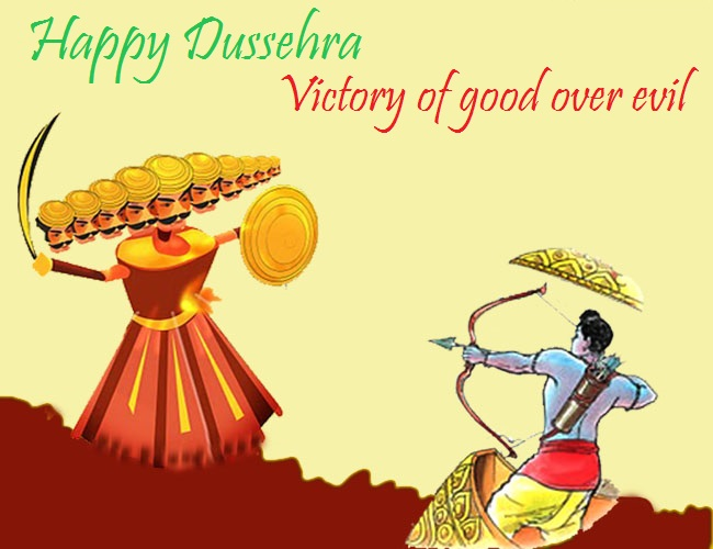 Wishing you a very Happy Dussehra – Walnut Solutions