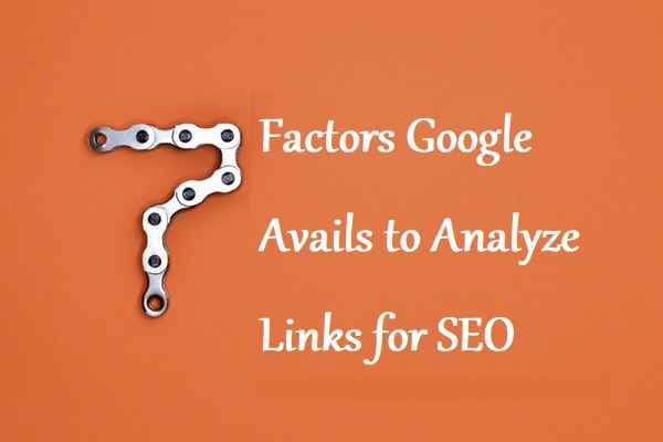 Analyze Links