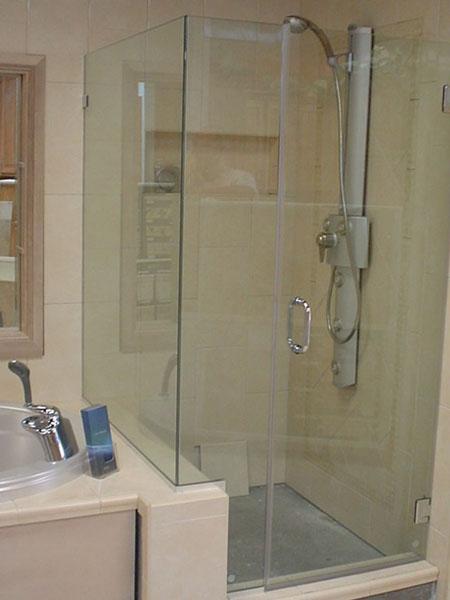Los Angeles Glass Shower Doors Repair Replacement