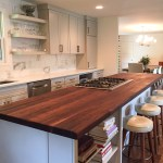Butcher Block Countertop Custom Design Wood Counters Walnut Wood Works