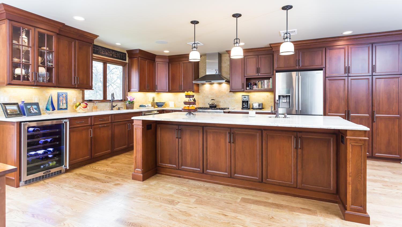 Custom Kitchen Cabinets | Bathroom Vanities | CT | NH | Walpole ...
