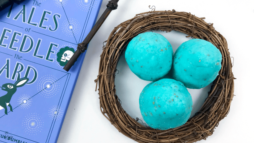 Harry Potter Dragonegg Bathbombs. Instruction and inspiration. #bathbomb #diy #handmade #diygift #diydragonegg #harrypotter