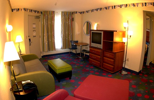 chair converts to bed banquet covers toronto disney all star music resort