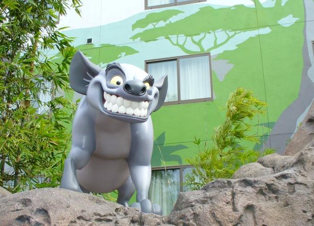 Art of Animation Lion King
