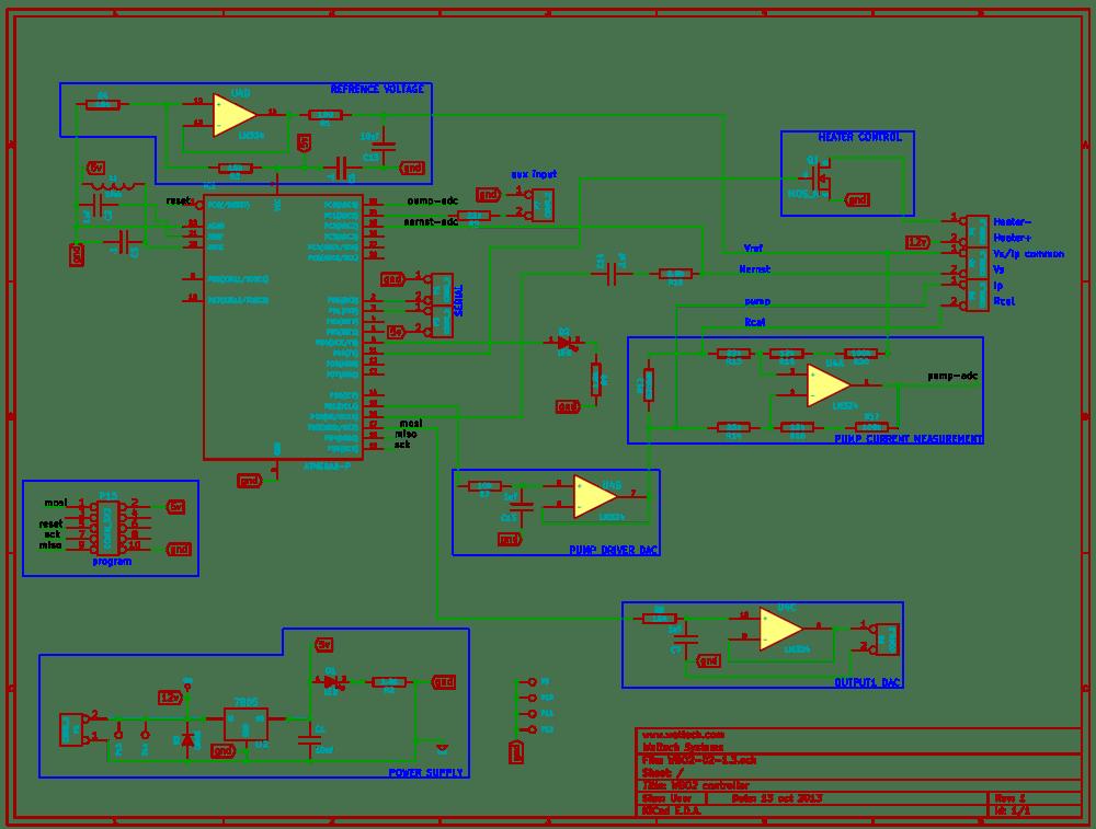 medium resolution of circuit diagram of oxygen sensor
