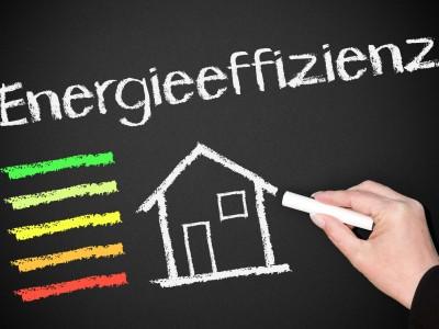 Energieeffizienz - Energie und Immobilien