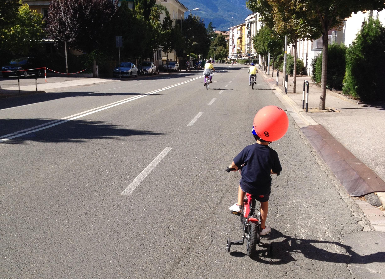 Traffico a Bolzano, io sto con Caramaschi