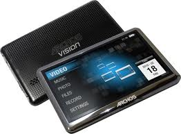 Converting AVI video for Archos Vision 43 MP4 player | WWWalter