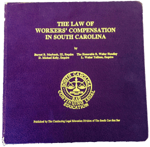 book for worker's compensation in south carolina